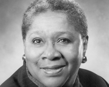 Photo of Dr. Vernell A. Lillie